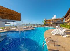 Hotel Costa Norte Massaguaçu - Caraguatatuba - Pool