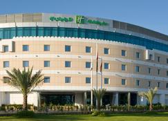 Holiday Inn Muscat Al Seeb - Muskat - Byggnad