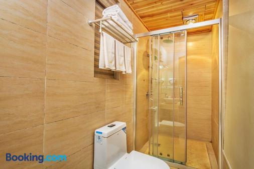 Rongyi Inn - Lijiang - Bathroom