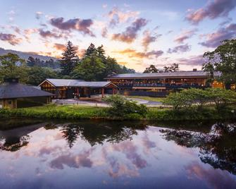 Karuizawa Prince Hotel West - Nagano - Gebouw