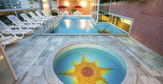 Scorial Rio Hotel - ריו דה ז'ניירו - בריכה