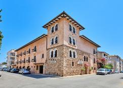 Hotel Petit Ses Rotges - Cala Rajada - Edificio