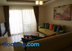 Orion Resort Elif 17 - Avsallar - Olohuone