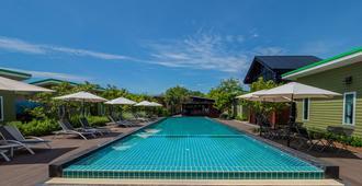 Sky Hip Resort - Jomtien - Pool