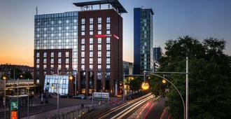 Intercityhotel Freiburg - פרייבורג אים ברייסגאו - בניין