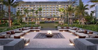 Anantara Sanya Resort & Spa - Sanya - Patio