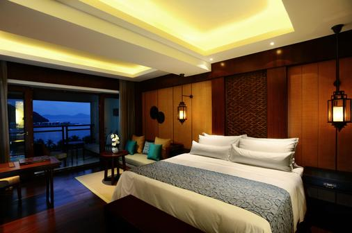 Anantara Sanya Resort & Spa - Санья - Спальня