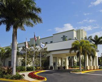 Homewood Suites by Hilton Ft.Lauderdale Airport-Cruise Port - Dania Beach - Gebouw