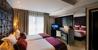 Hotel Mirador de Chamartin - מדריד - חדר שינה