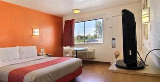 Motel 6 Abilene - אביליין - חדר שינה
