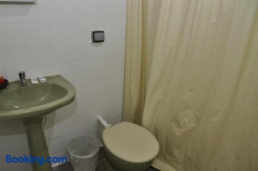 Hotel Riazor - Rio de Janeiro - Bathroom