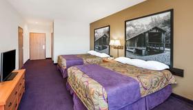 哥倫比亞伊斯特速 8 酒店 - 哥倫比亞 - 哥倫比亞 - 臥室
