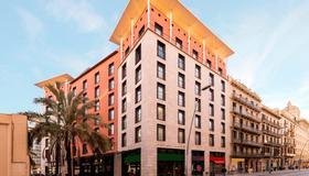 爵士酒店 - 巴塞隆拿 - 巴塞隆納 - 建築