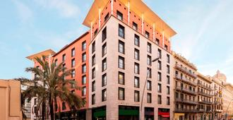 Hotel Jazz - Barcelona - Rakennus