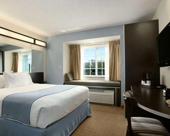 Microtel Inn & Suites by Wyndham Geneva - Geneva - Slaapkamer