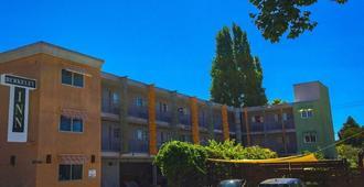 Berkeley Inn - Berkeley - Κτίριο
