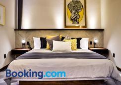 Hotel Criol - Santiago de Querétaro - Bedroom