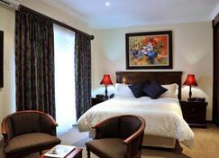 Gallo Manor Executive Bed & Breakfast - 約翰內斯堡 - 臥室