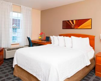 TownePlace Suites by Marriott Indianapolis Park 100 - Indianapolis - Bedroom