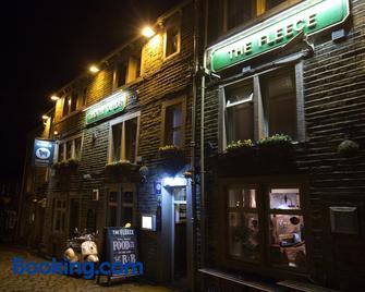The Fleece Inn - Keighley - Gebouw