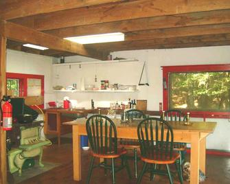 Wilderness Waterfront Cabin On The River --- Supremely Private And Off The Grid - Catskill