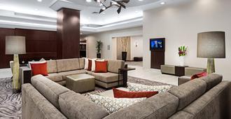 Courtyard By Marriott Miami Downtown - Miami - Lounge