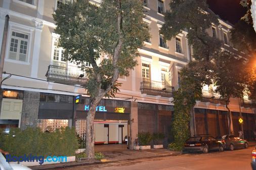 Hotel Sheik - Рио-де-Жанейро - Здание