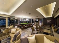 Okinawa Harborview Hotel - Наха - Ресторан