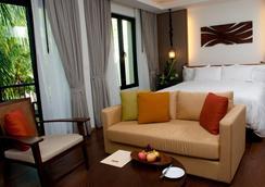 Tanjung Rhu Resort - Langkawi Island - Bedroom