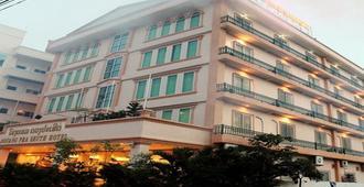 Douangpraseuth Hotel - Vientiane - Gebäude