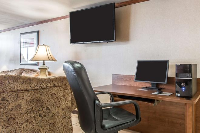 Quality Inn & Conference Center - Somerset - Business centre