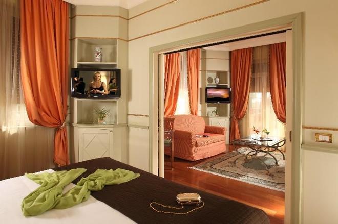 Hotel Degli Aranci - Rooma - Makuuhuone