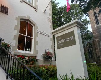 The Belmont Hotel - Leicester - Building