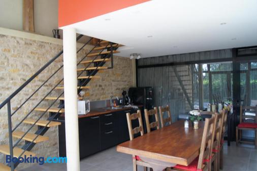 Ferme Sainte Marie - Rémilly - Dining room