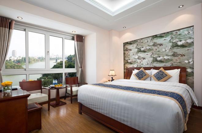 Lakeside Palace Hotel - Hanoi - Makuuhuone
