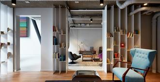 The Student Hotel The Hague - Haia - Lounge