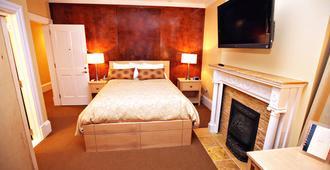 Washington Place Bistro & Inn - קליבלנד - חדר שינה