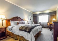 Villa Montes Hotel Ascend Hotel Collection - San Bruno - Schlafzimmer