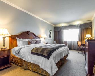 Villa Montes Hotel Ascend Hotel Collection - San Bruno - Slaapkamer
