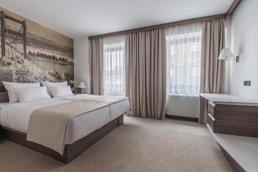 Hotel Royal Inn - Belgrade - Bedroom