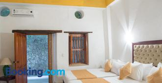 Hotel Casa Tere - Cartagena - Schlafzimmer