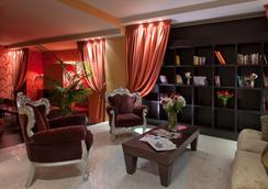 c-hotels Fiume - Roma - Area lounge
