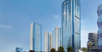 Fairmont Chengdu - Chengdu - Edifício