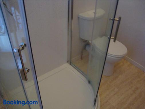 圖克斯福德之家飯店 - 布萊克浦 - 浴室