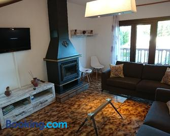El jardín de las retamas - Vilaflor - Living room