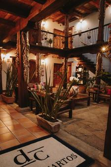 Docecuartos Hotel - San Cristóbal de las Casas - Patio