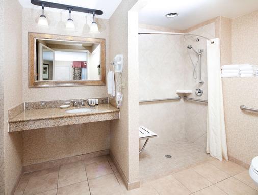 Red Lion Inn & Suites Missoula - Missoula - Bathroom