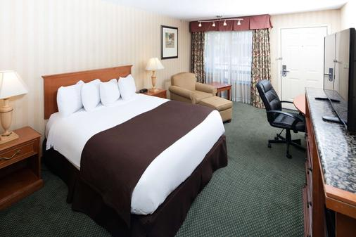 Red Lion Inn & Suites Missoula - Missoula - Schlafzimmer
