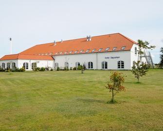 Hotel Søparken - Aalborg - Gebouw