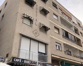 Pensión Juan Pedro - Roquetas de Mar - Edifici